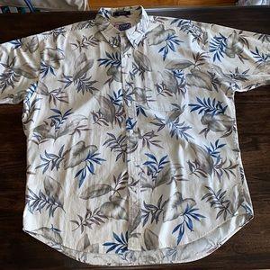 CHAPS Ralph Lauren Topical Button Down Shirt